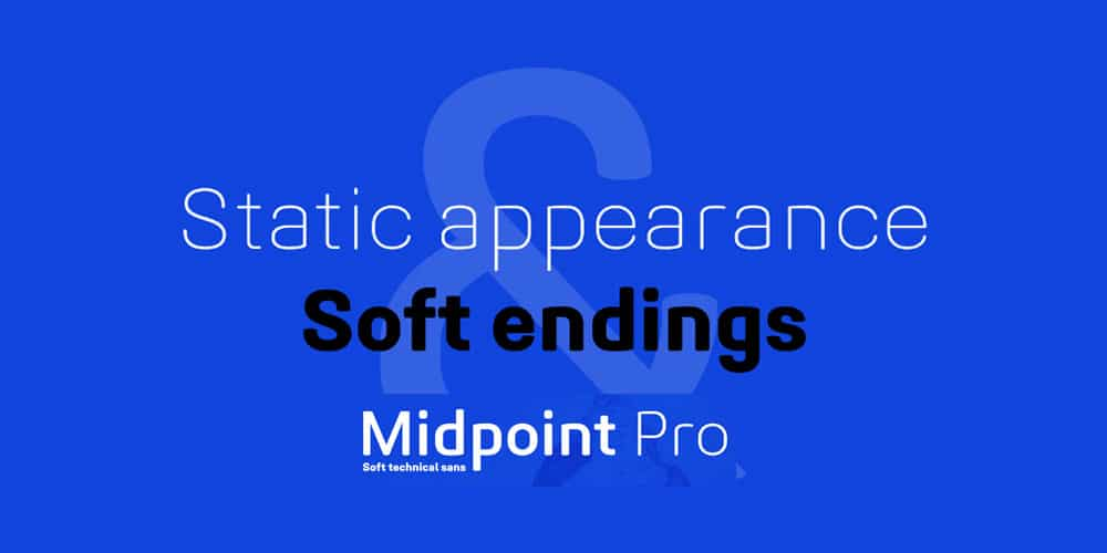 MidPoint Font