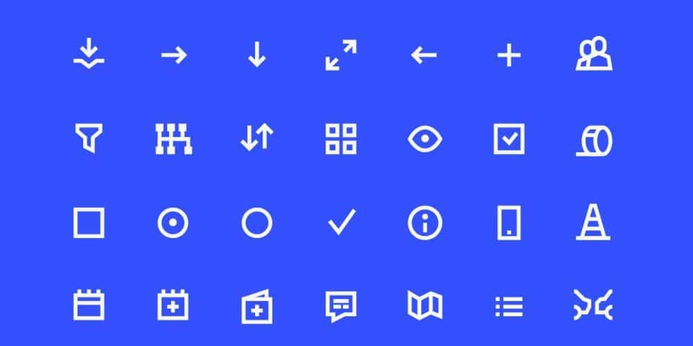 Pixel-Perfect-UI-Icons