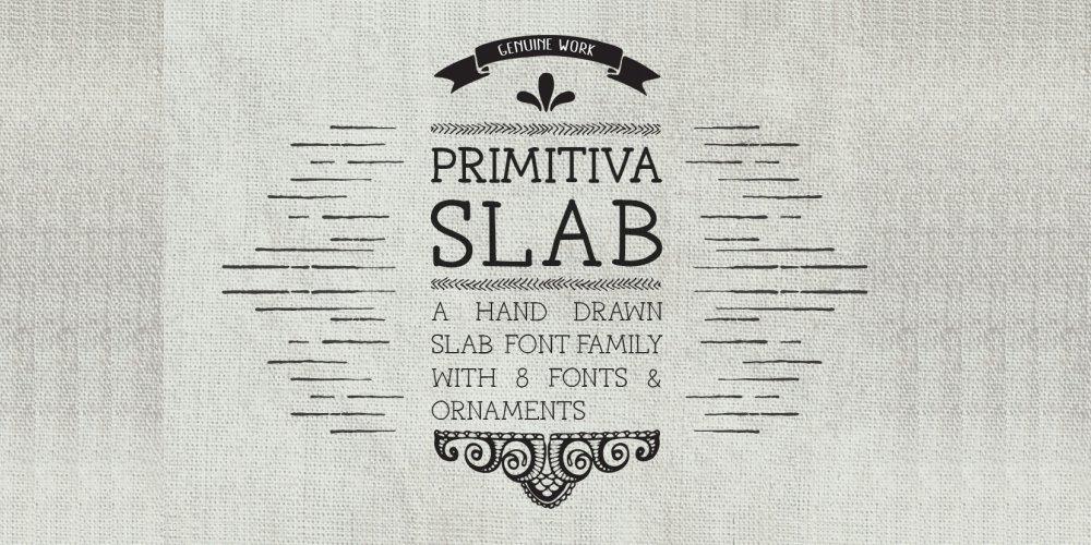 Primitiva Slab