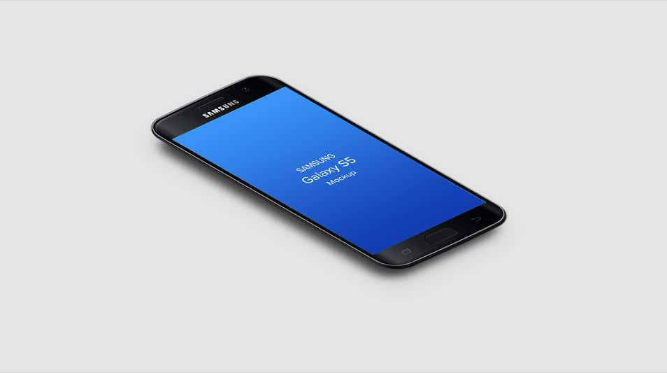 samsung galaxy s7 mockup psd - Mockups For Android