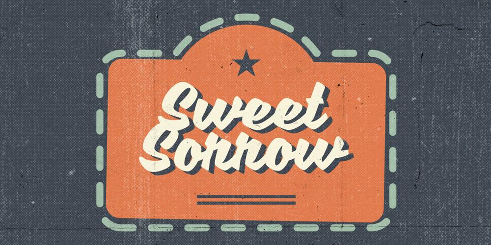 Sweet Sorrow Free Font