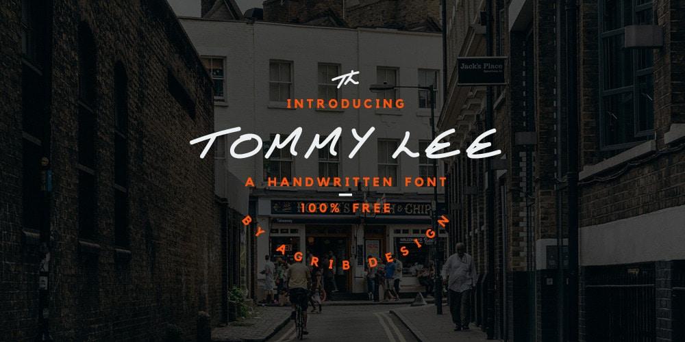 Tommy Lee Font