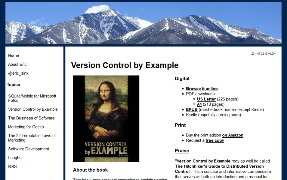 Version Control by Example