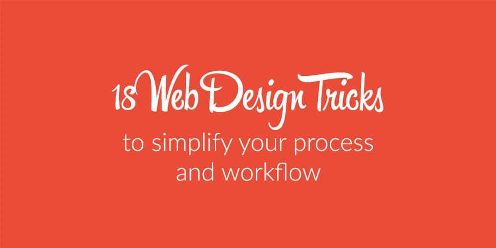 Design Tricks