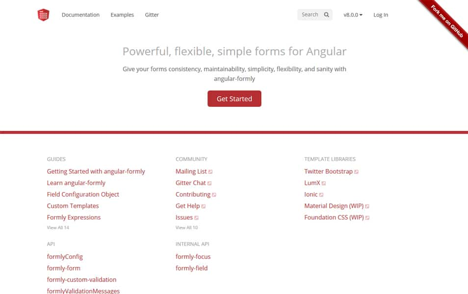 Angular Formly