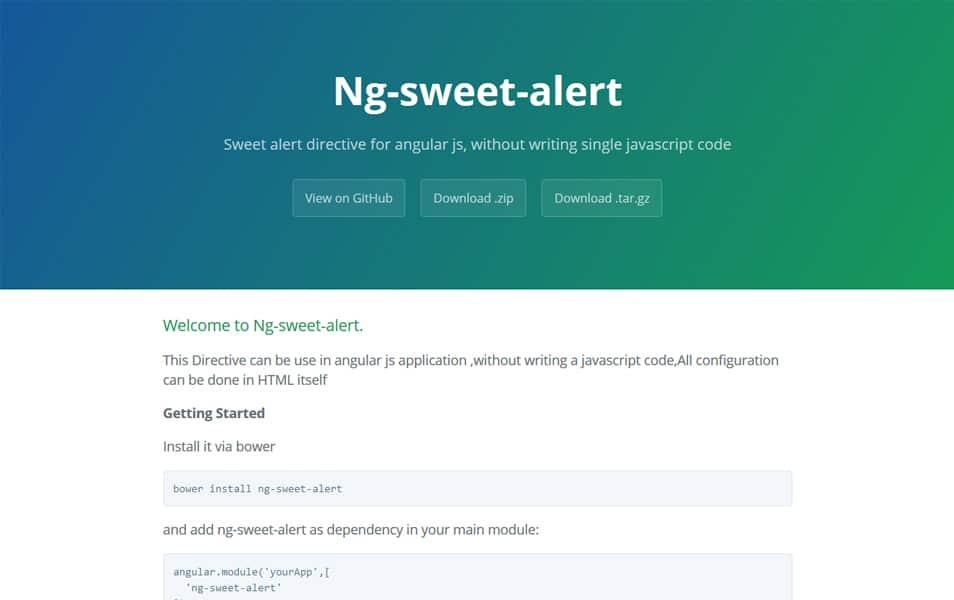 Ng-sweet-alert