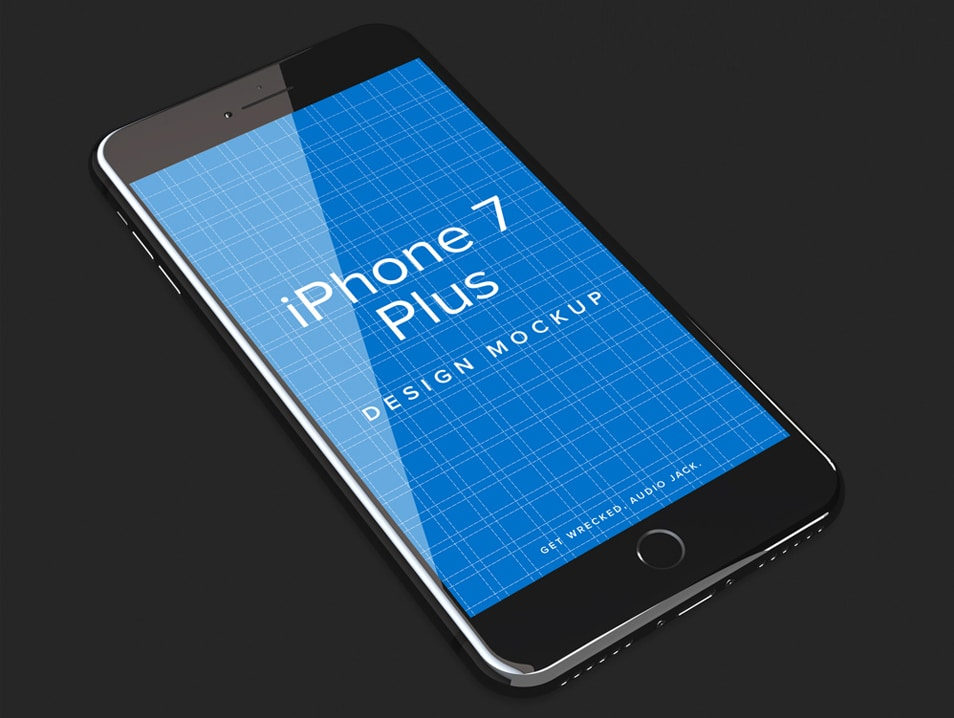 iPhone 7 Design Mockup