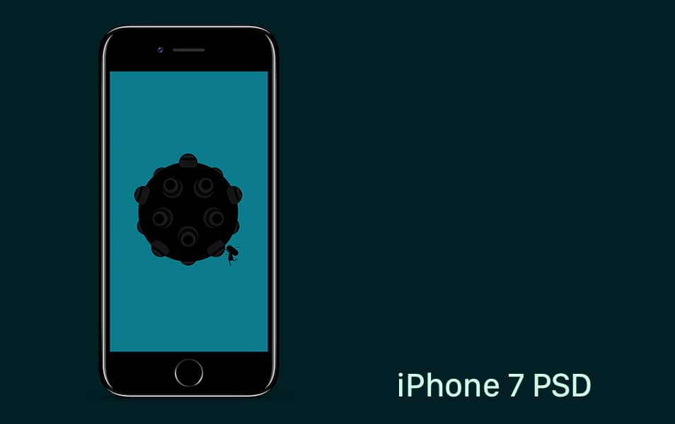 50+ iPhone 7 Mockup Designs » CSS Author