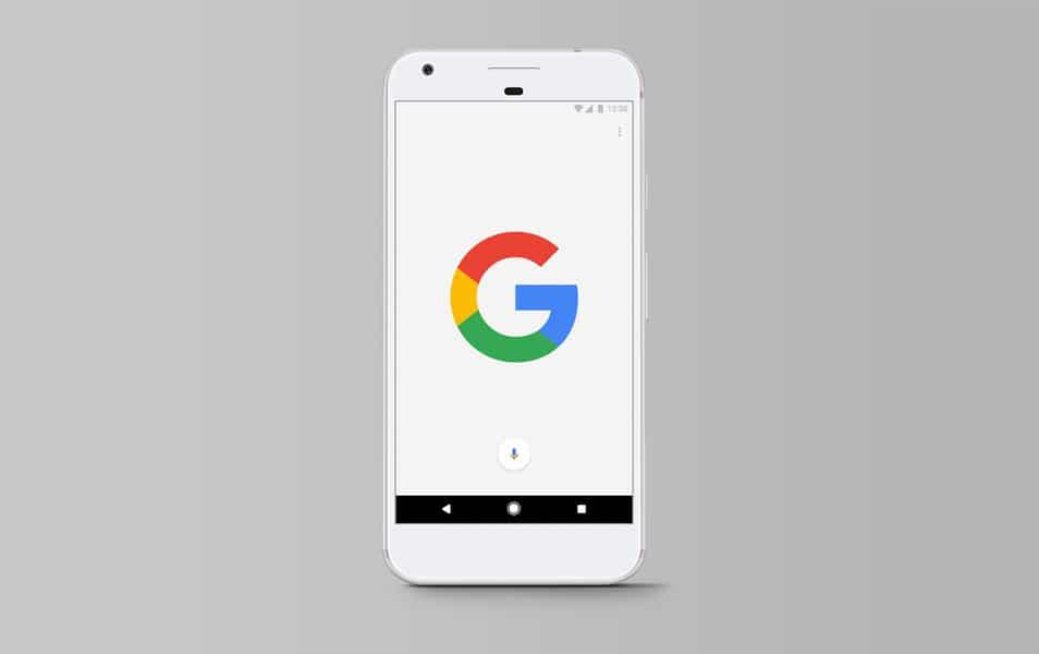 Google Pixel Psd Mockup 2