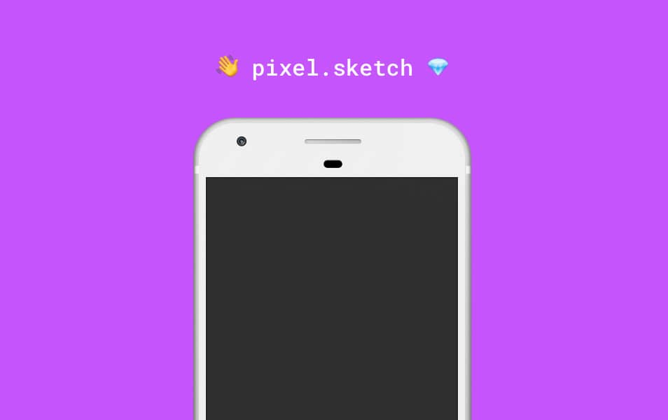 Google Pixel Sketch