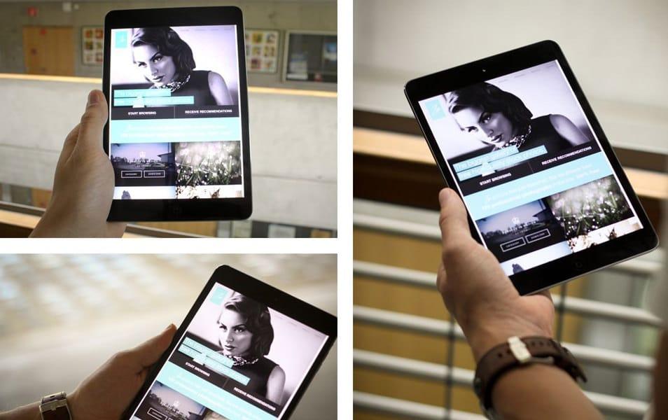 35+ iPad Mini Mockups