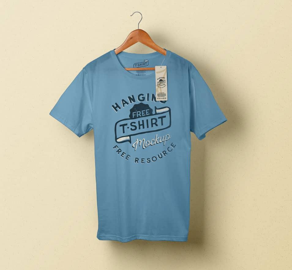 Classic Psd T-shirt Mockup Vol1