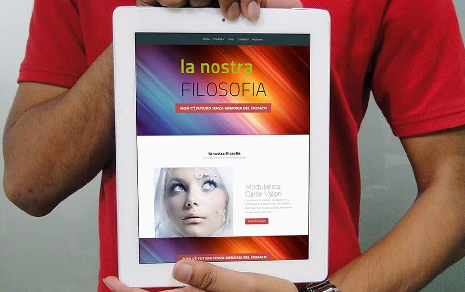 Free PSD iPad Mock-ups #2