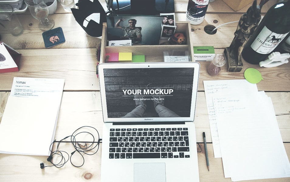 2000+ Free Mockup Templates PSD Designs » Css Author