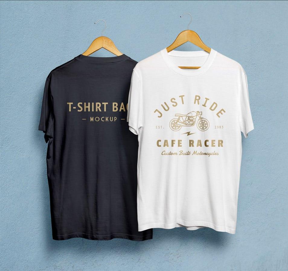 T-Shirt MockUp PSD #2