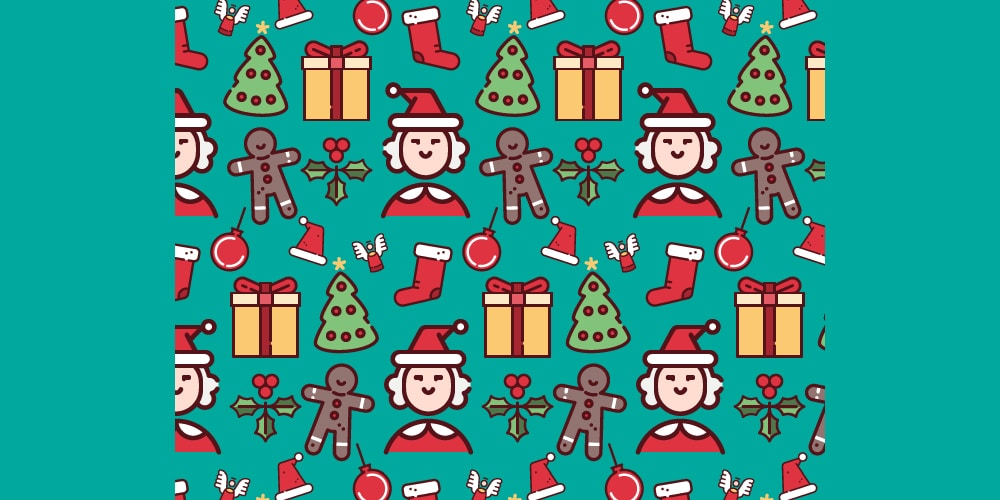 Free-Semaless-Vector-Pattern-for-Christmas