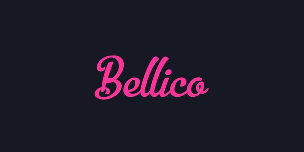 Bellico Typeface