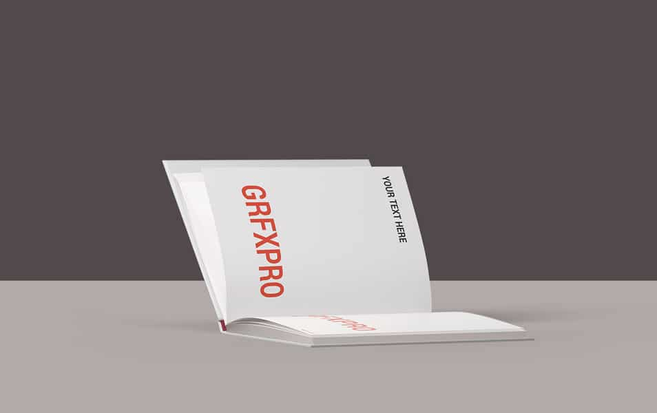 Essential Book Mockup
