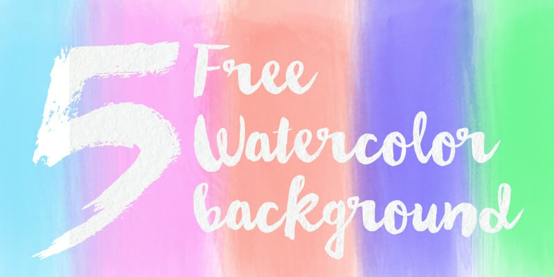 Free HD Watercolor Backgrounds