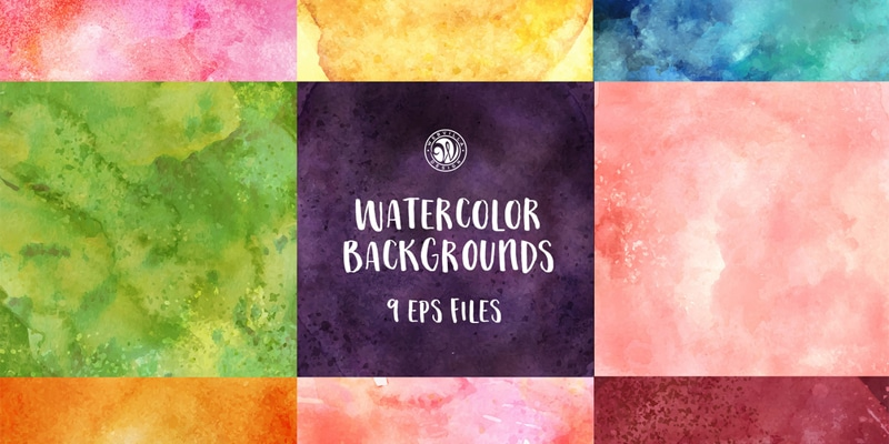 Free Watercolor Backgrounds