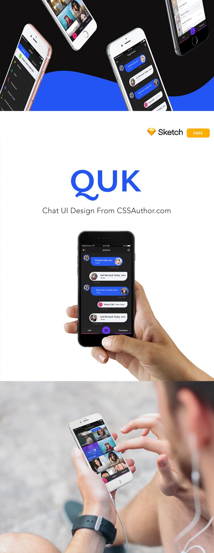 QUK Chat App