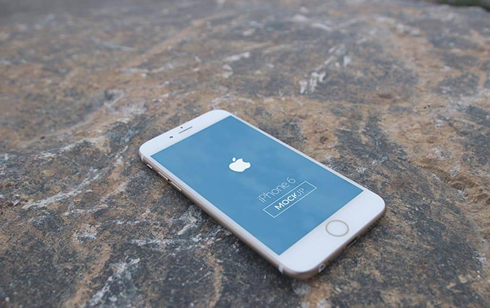 5 iPhone 6 mockups v1
