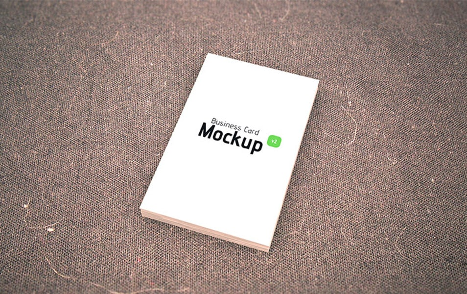 Business card mockup 09