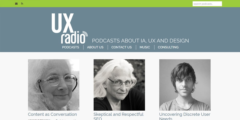 UX Radio Podcast