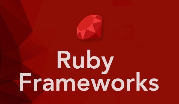 50+ Ruby Frameworks