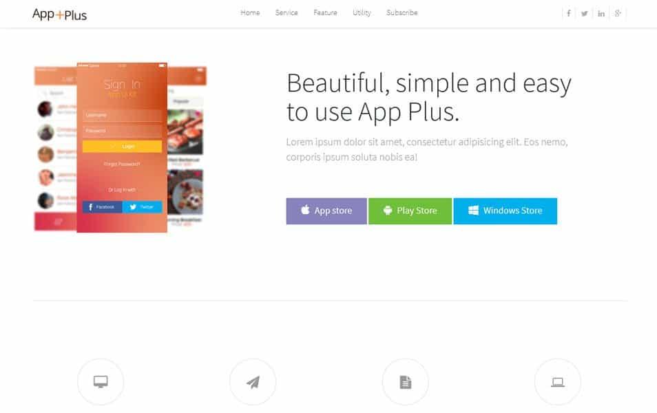 App Plus