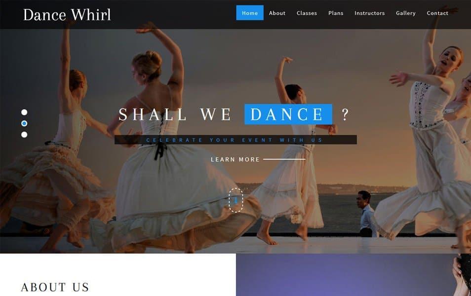 Dance Whirl
