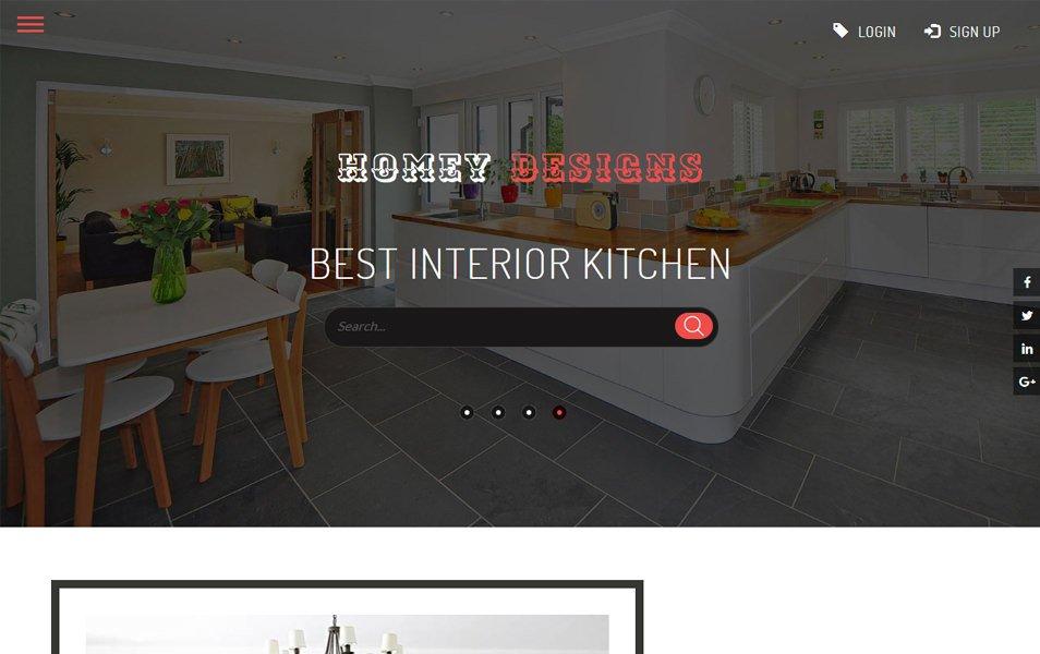 Homey Designs