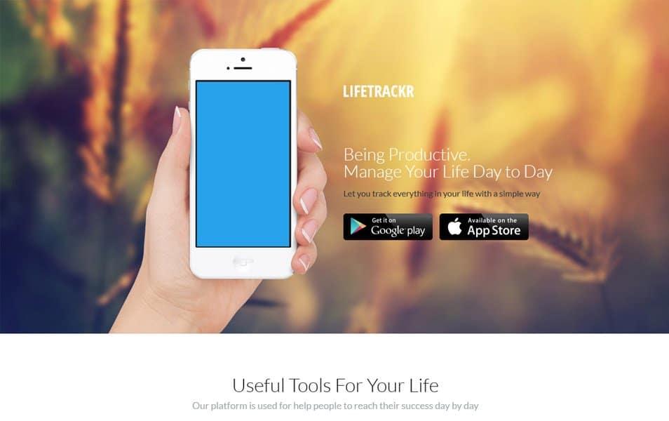 Lifetrakr