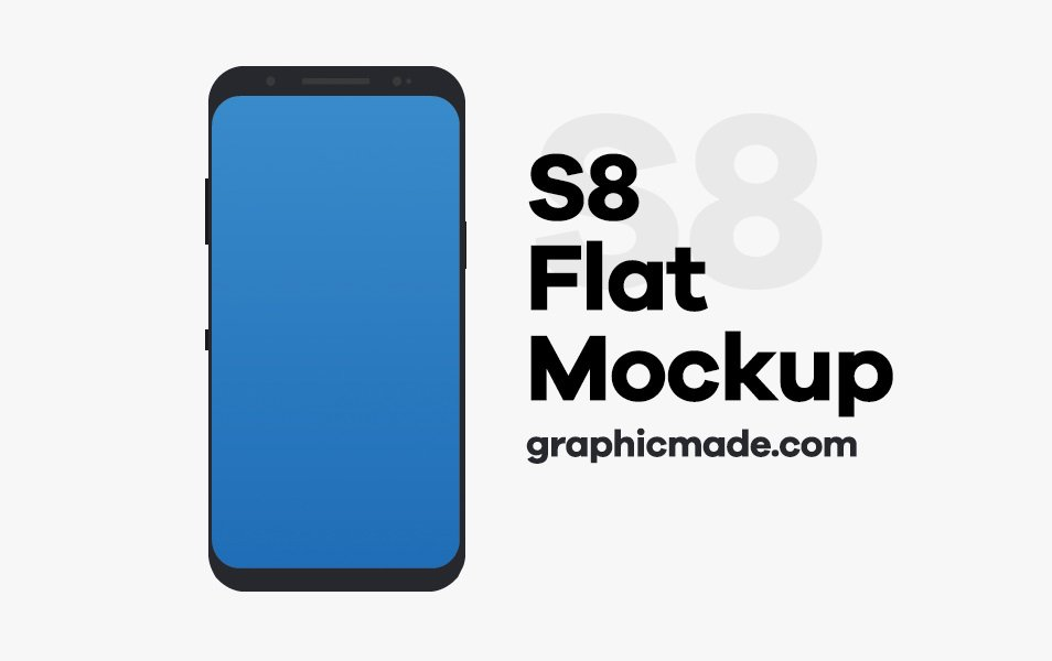 50 Best Samsung Galaxy S8 Mockup Templates CSS Author