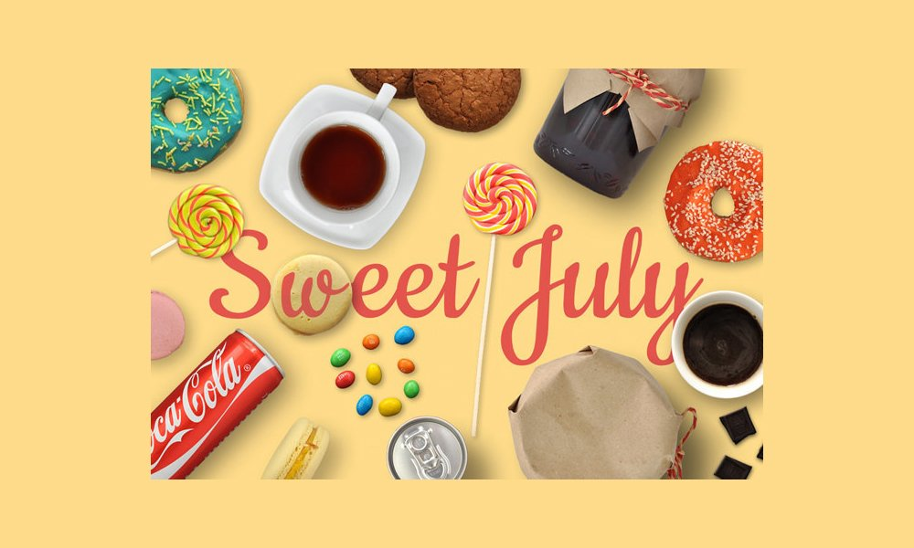 Sweet July Free Mini Scene Creator
