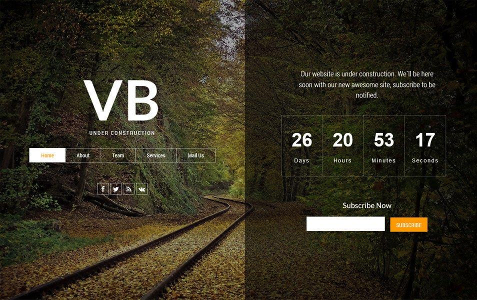 VB Under Construction