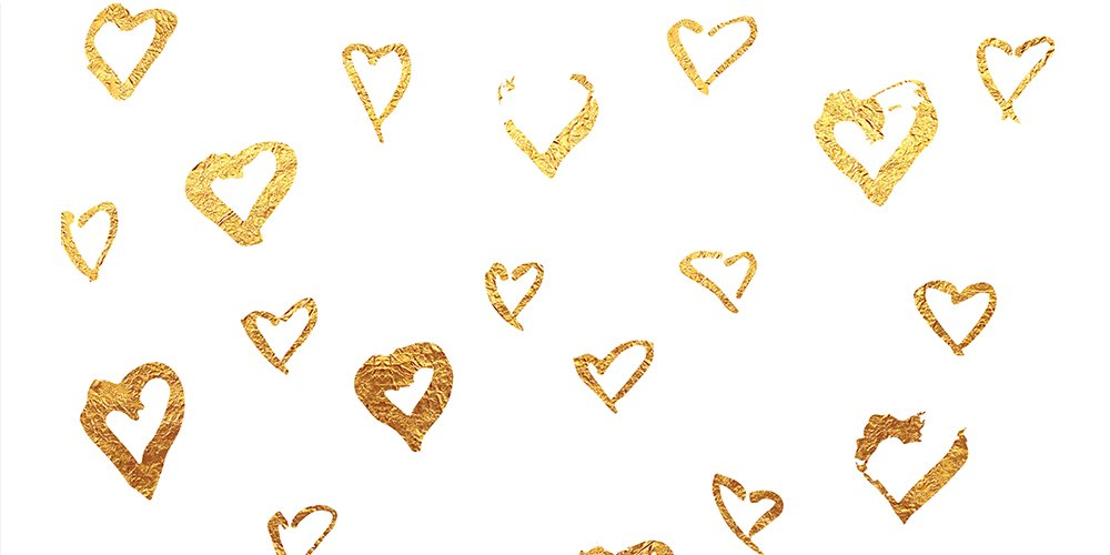 Free Gold Foil Patterns
