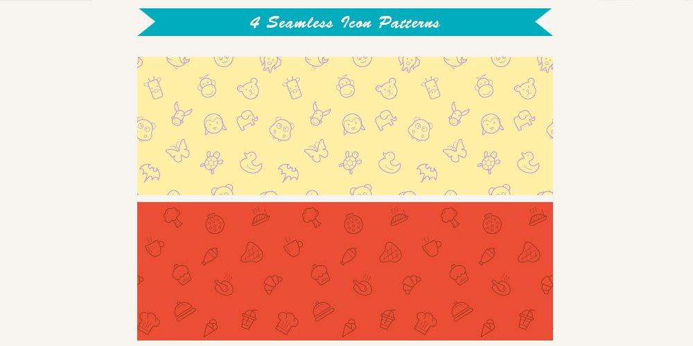 Free-Seamless-Icon-Patterns