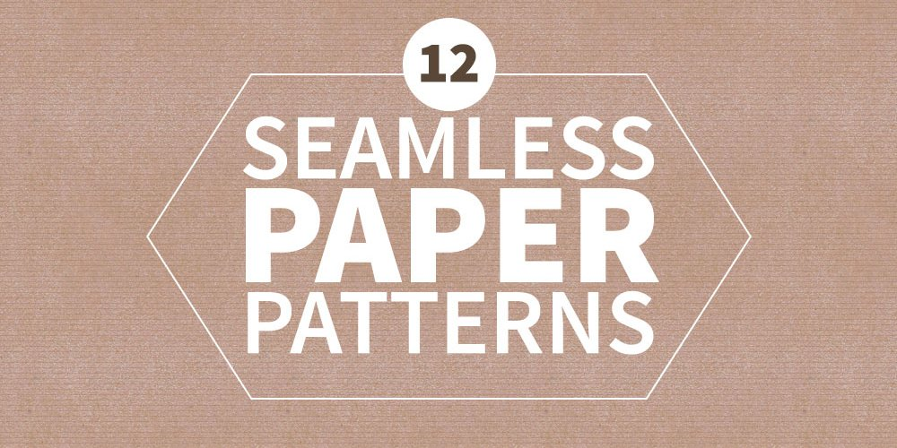Free Seamless Paper Patterns