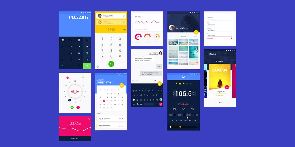 Adobe Xd Resources ( UI Kits, Style Guides And More
