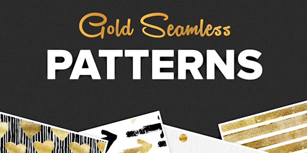 Seamless-Gold-Patterns