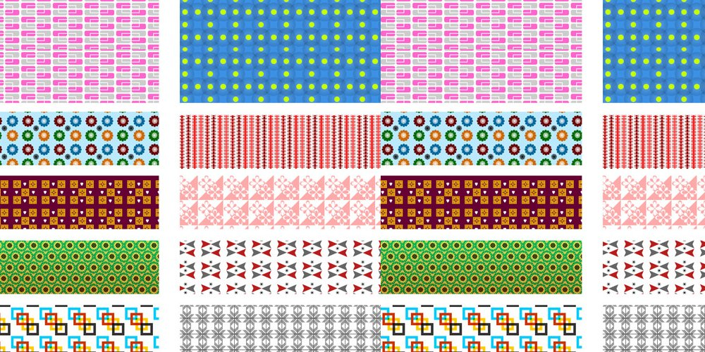 Tileable Photoshop Patterns