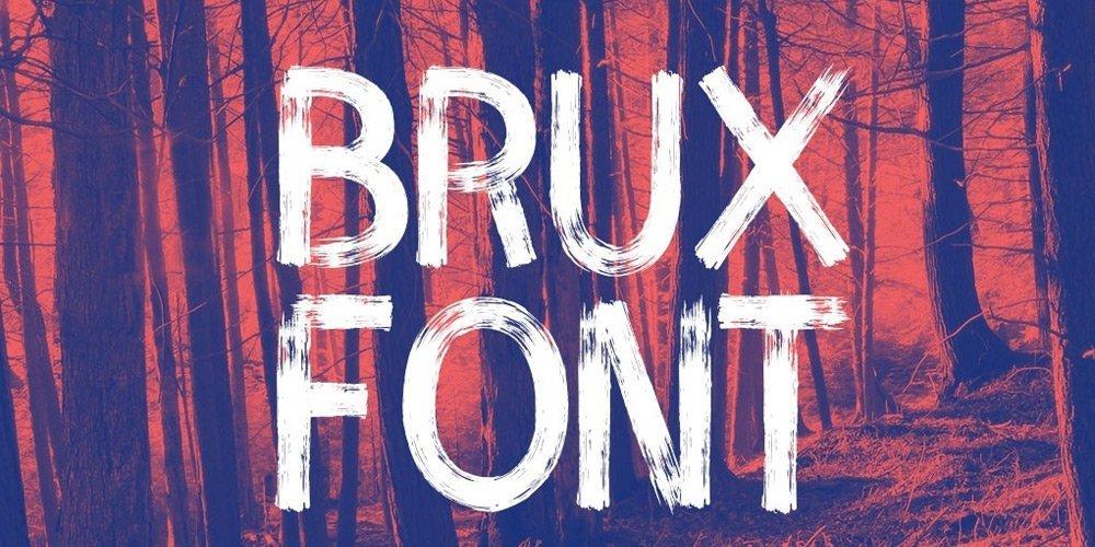 Brux فونت