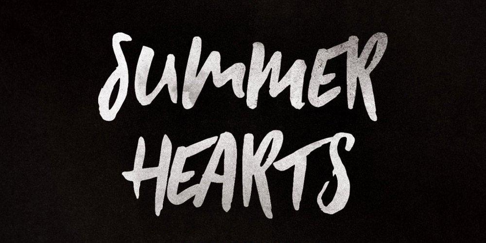 تابستان قلب قلم