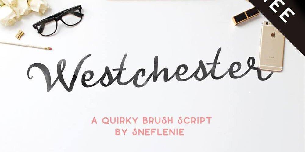 وستچستر فونت